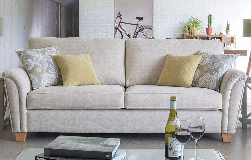 Alstons Barcelona Three Seater Sofa