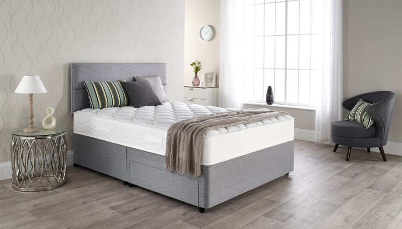 Myers Supreme Comfort 650 Single Divan Set