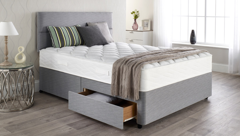 Myers Supreme Comfort 650 Double Divan Set
