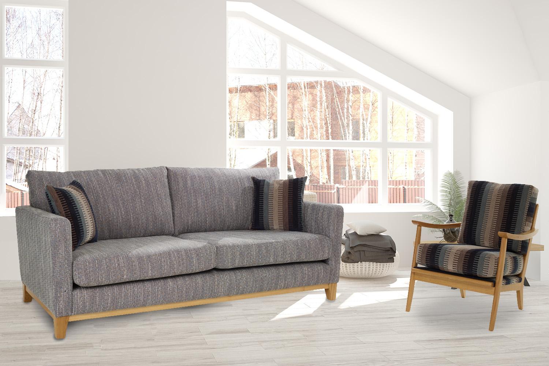 Yeoman Drake 3 Seater Sofa