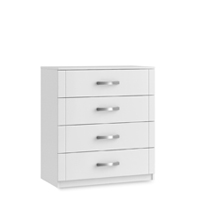 Maysons Roma Gloss 30″ 4 Drawer Chest