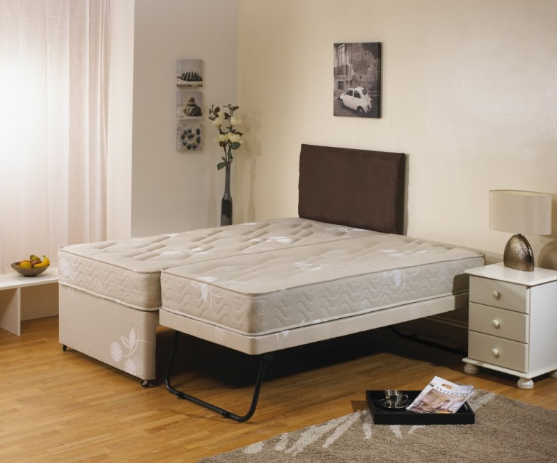 Durabed Visitor Deluxe Single Guestbed