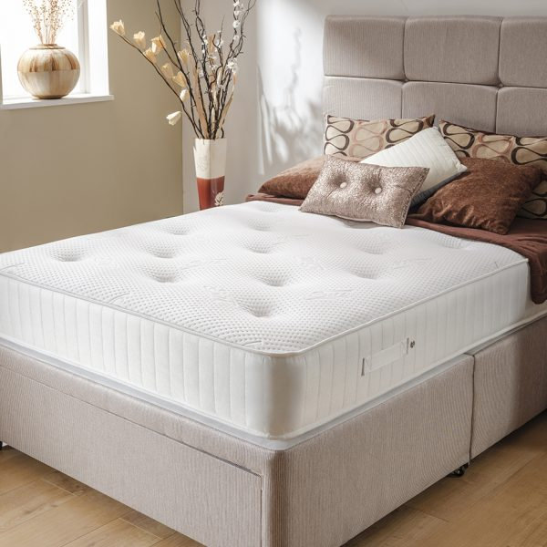 Sleep Revolution Kensington Single Divan Set