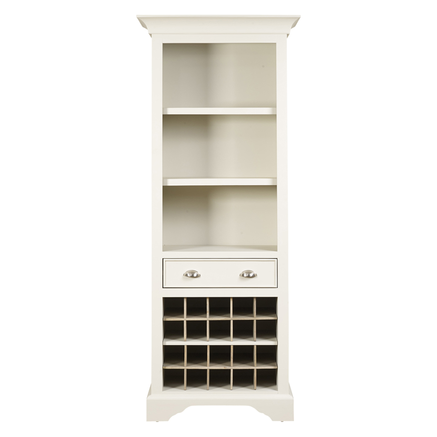 Mark Webster Lily Tall Bookcase/ Wine Rack