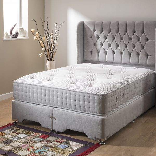Sleep Revolution Victoria Kingsize Divan Set