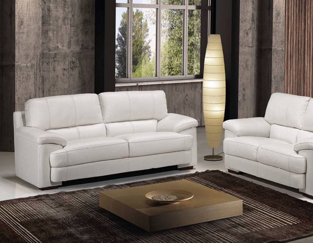 New Trend Cordoba Leather 2 Seater Sofa