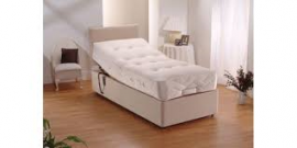 Durabed Duramatic Pocket Sprung Single Electric Adjustable Bed