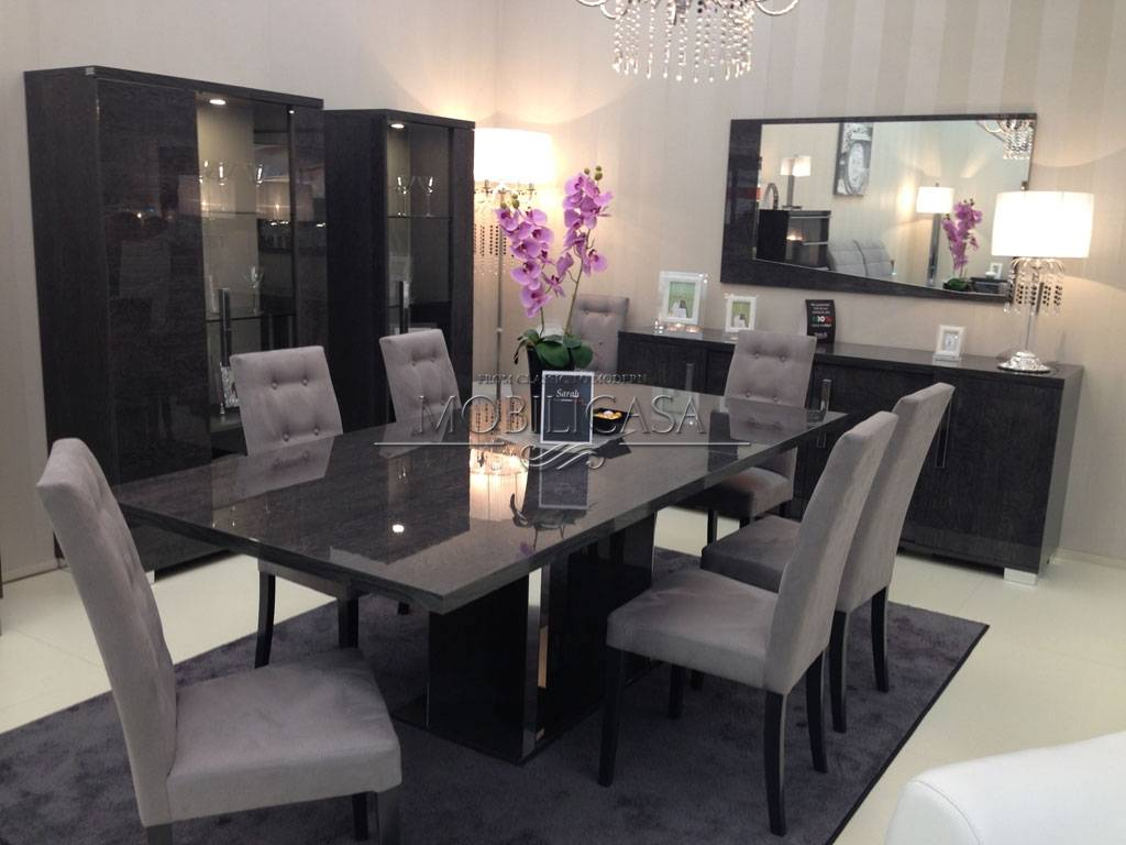 Status Italia Sarah Extending Table & 4 Chairs