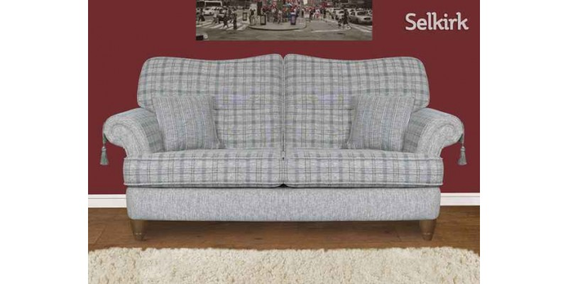 Ideal Selkirk 3 Seater Sofa