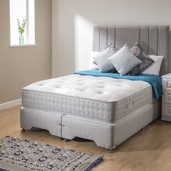Sleep Revolution Victoria Double Divan Set