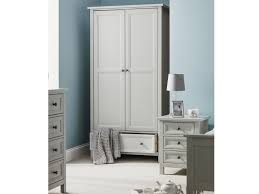 Julian Bowen Maine 2 Door Combination Wardrobe