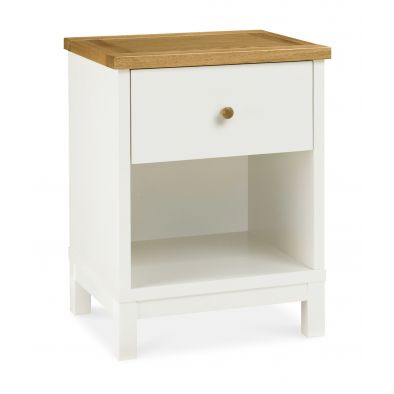 Bentley Designs Atlanta 1 Drawer Nightstand