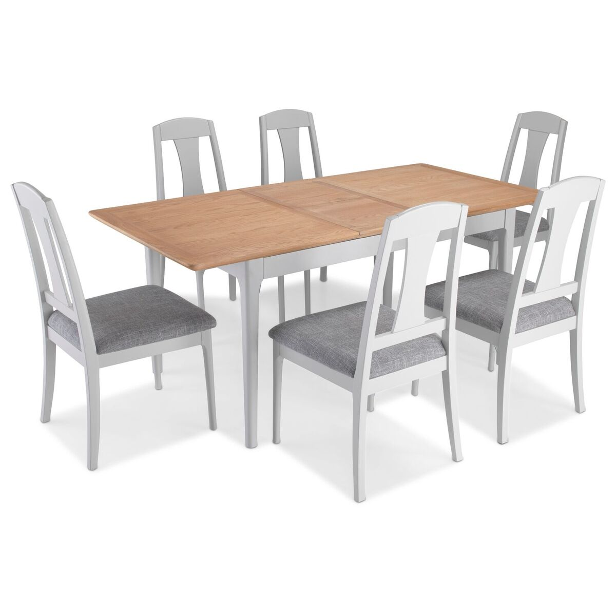 Hereford Astley Extending Table & 6 Chairs