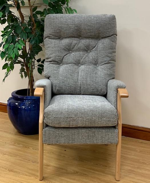 Yeoman Kempton High Seat Armchair
