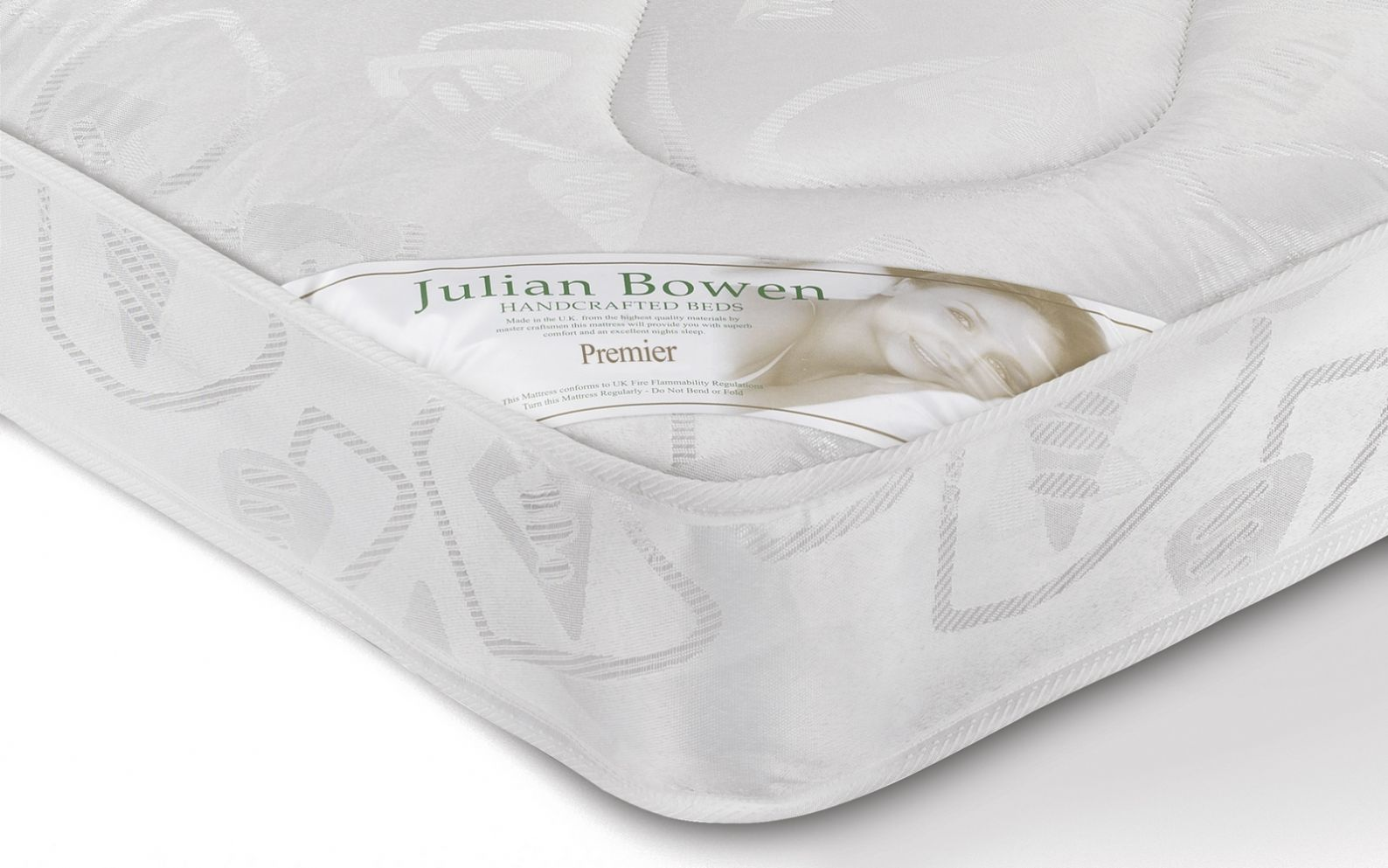 Julian Bowen Single Premier Mattress