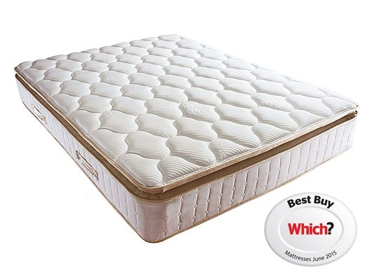 Sealy Nostromo Kingsize Mattress