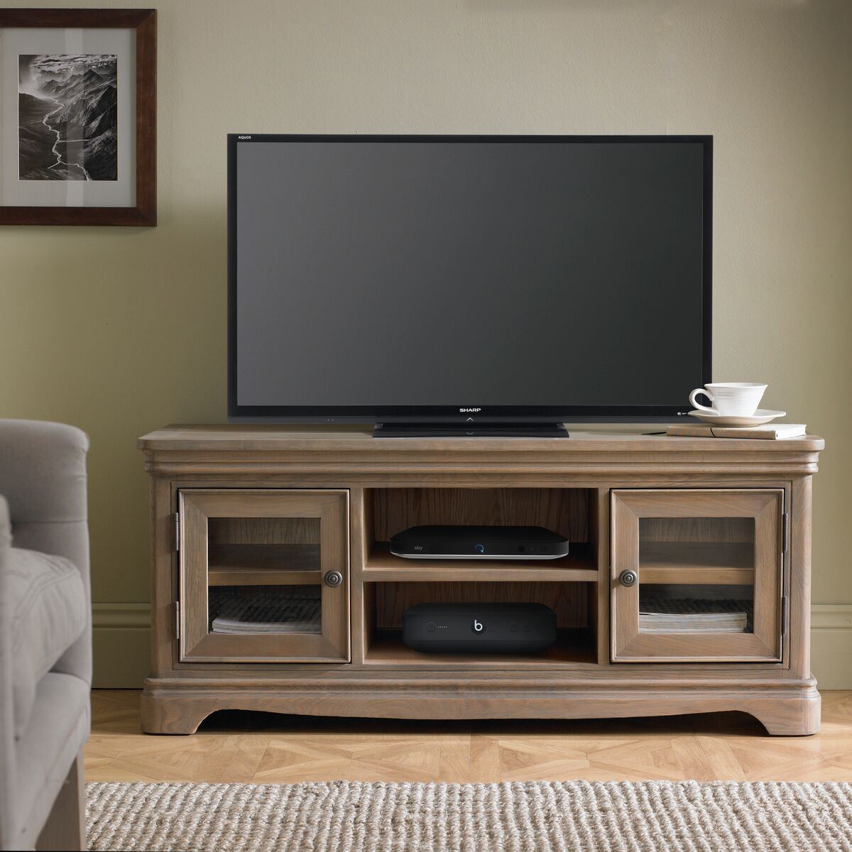 Hereford Colby Plasma TV Unit
