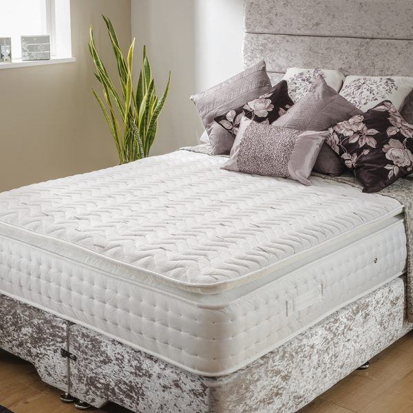 Sleep Revolution Mayfair Double Divan Set