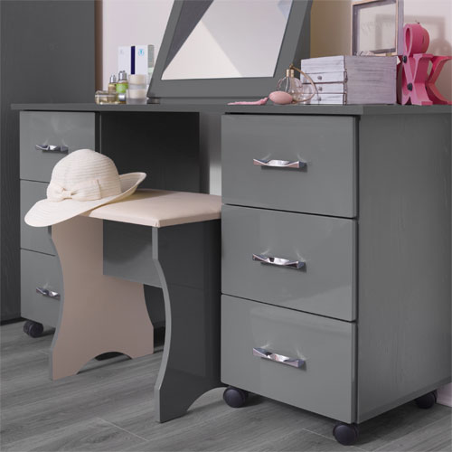 SJ Units Nimbus Dressing Table