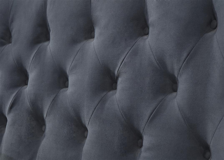 Birlea Barkley Kingsize Fabric Bedframe