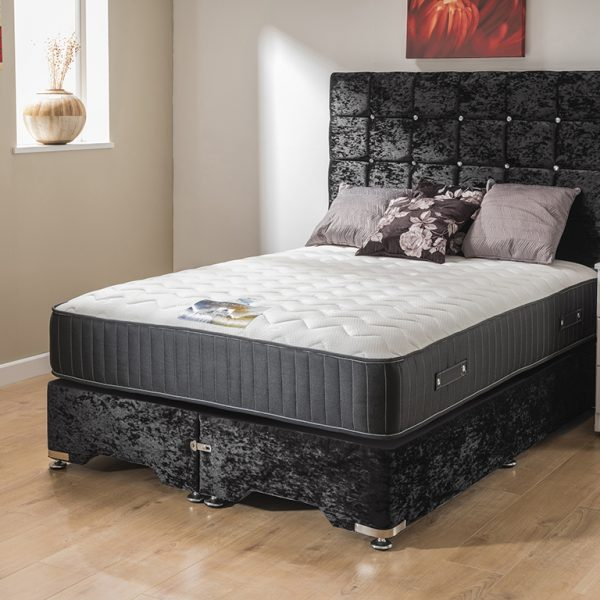 Sleep Revolution Dual Season Double Divan Set