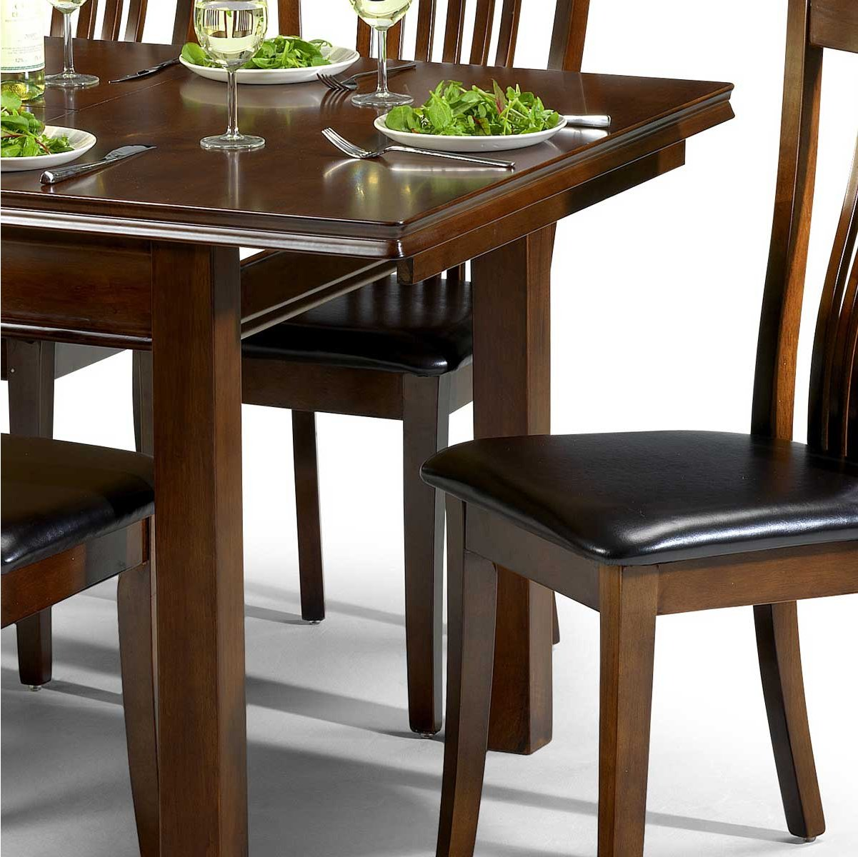 Julian Bowen Canterbury Ext Table & 6 Chairs
