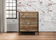 Birlea Urban 4 Drawer Chest