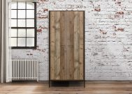 Birlea Urban 2 Door Wardrobe