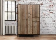 Birlea Urban 4 Door Wardrobe