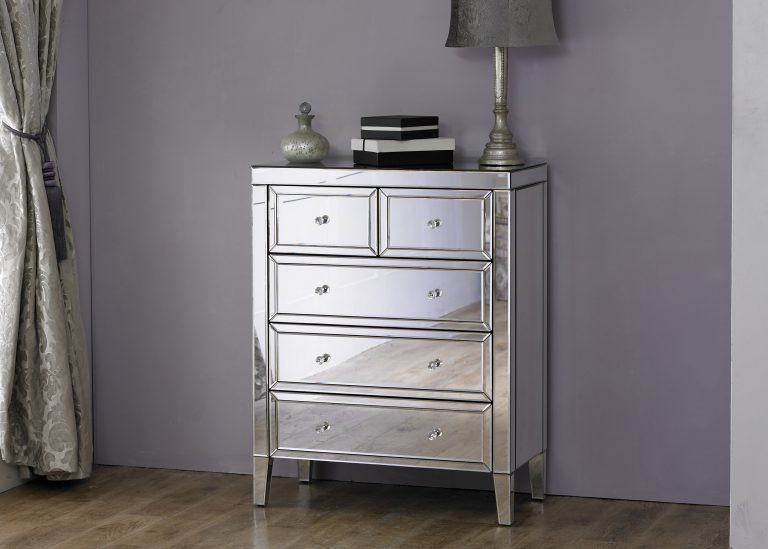 Birlea Valencia 3+2 Drawer Chest