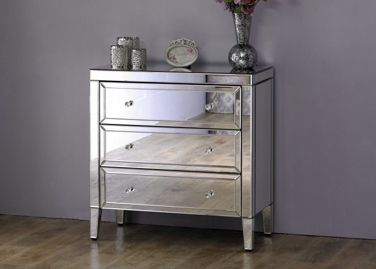 Birlea Valencia 3 Drawer Chest