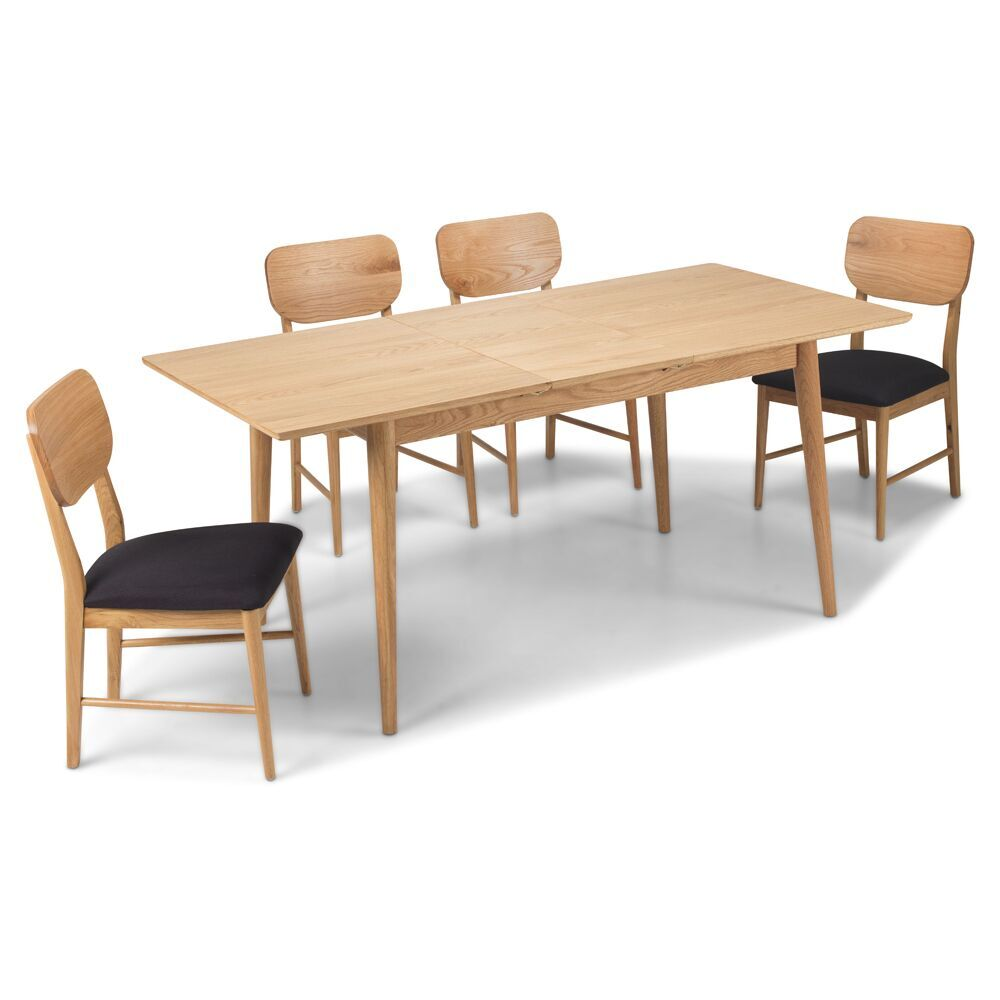 Hereford Selkirk Ext Table & 4 Chairs