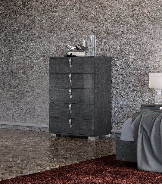 Status Italia Sarah 5 Drawer Chest