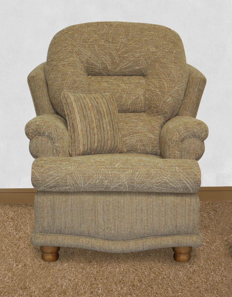 Ideal Upholstery Ledbury Standard Armchair