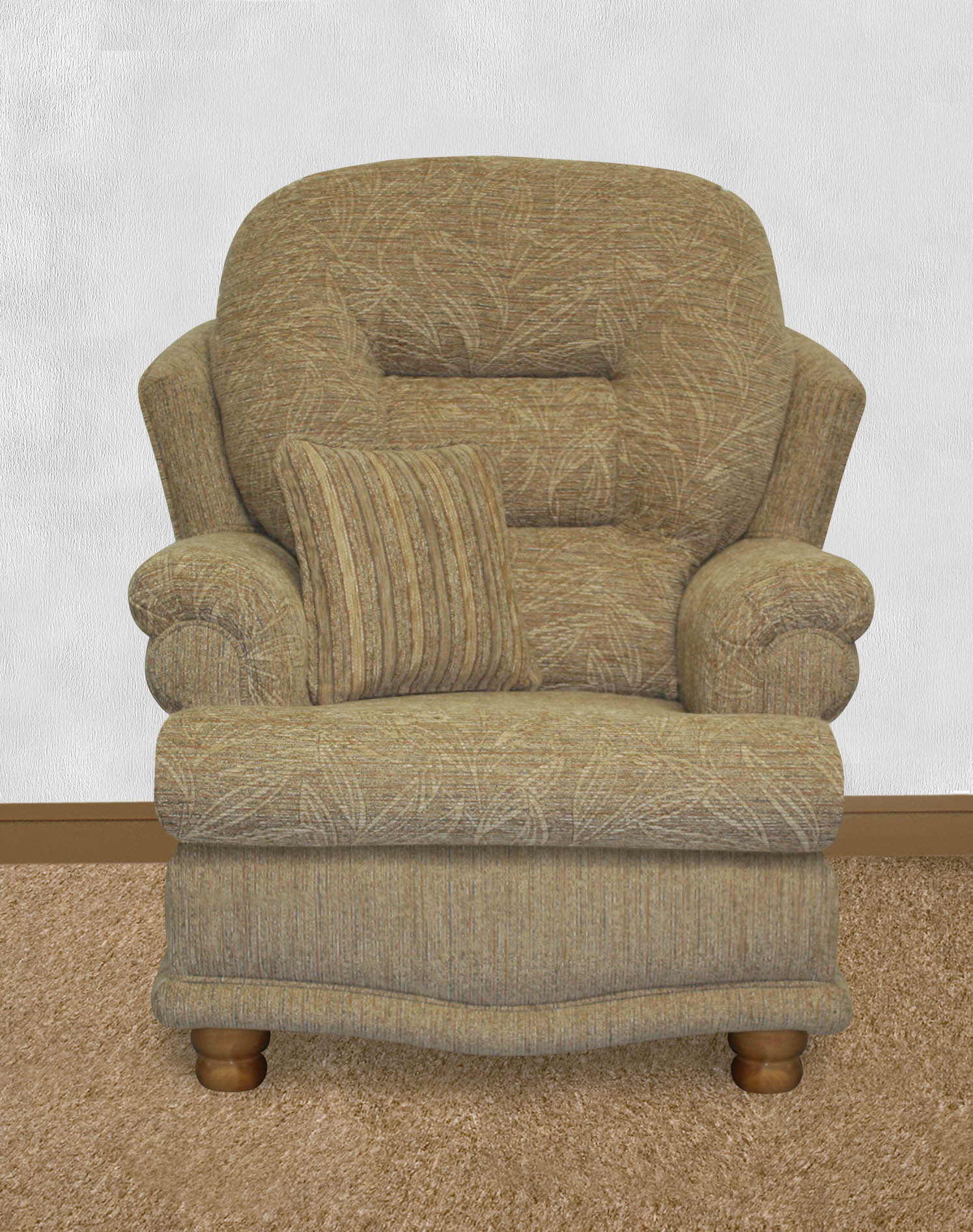 Ideal Upholstery Ledbury Low Seat Armchair