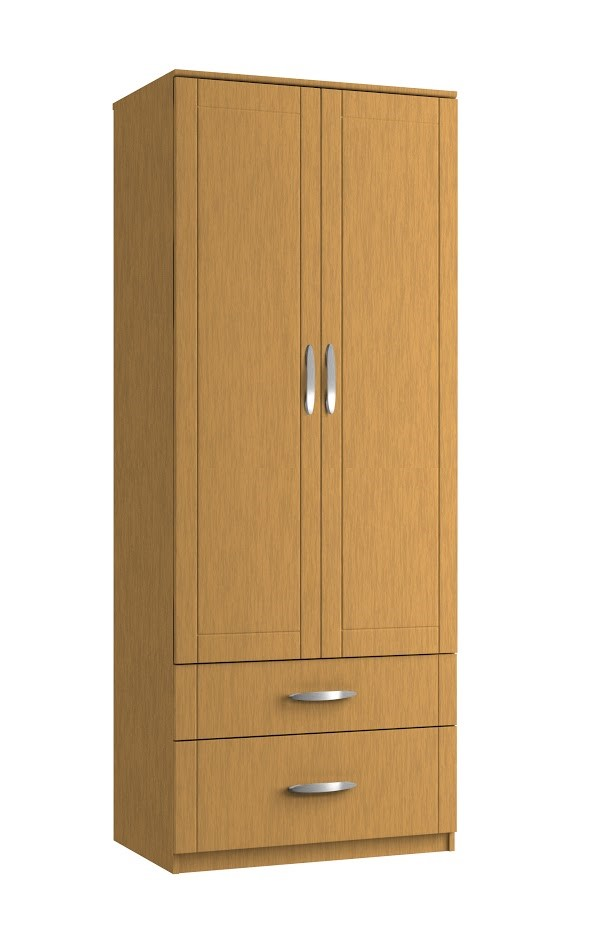 Maysons Capri Tall 2 Door Gents Wardrobe