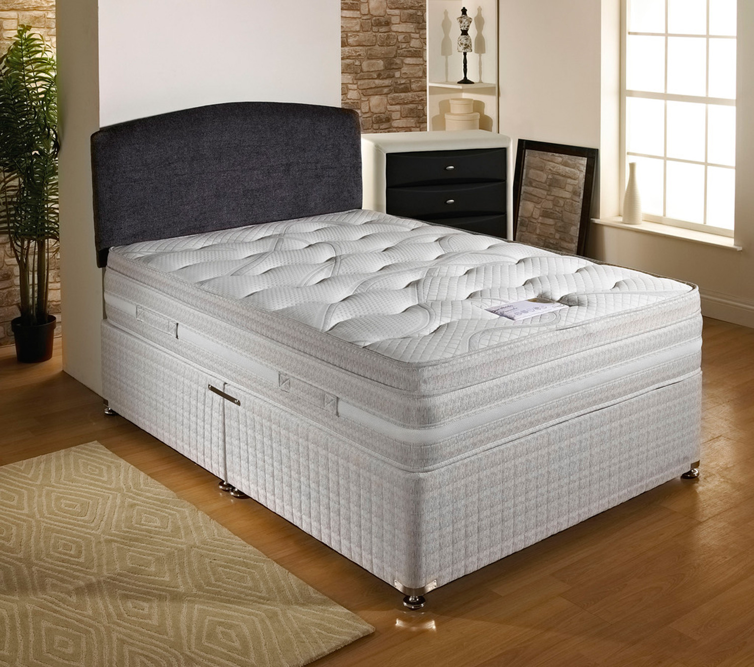 Durabed Panache Small Double Divan Set