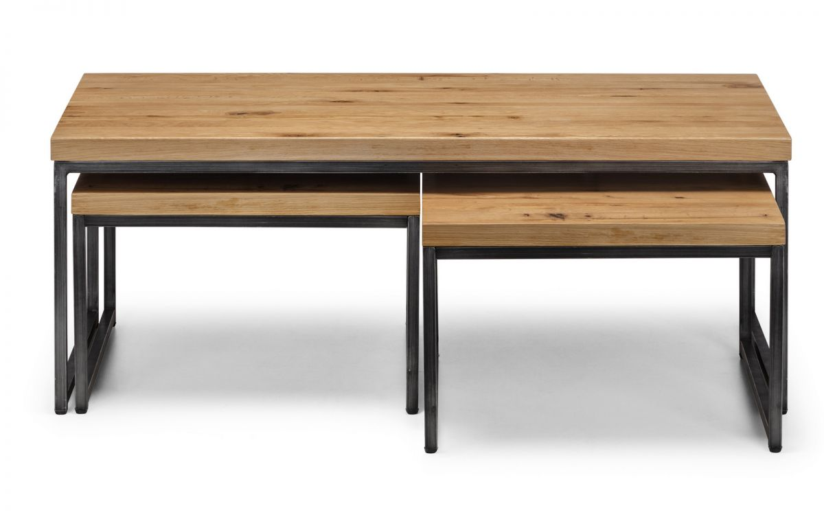 Julian Bowen Brooklyn Nesting Coffee Table