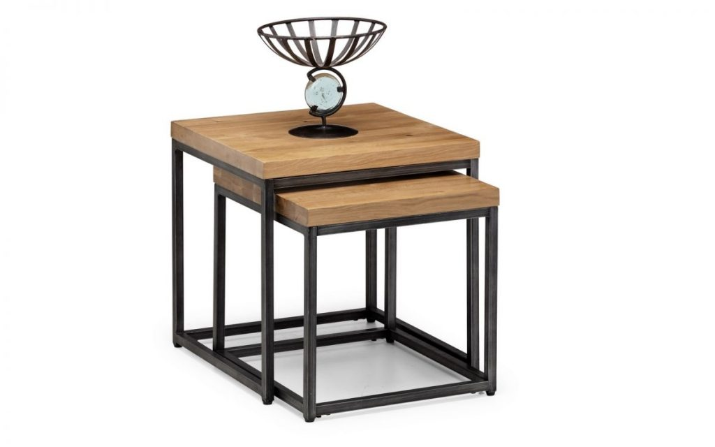 Julian Bowen Brooklyn Nesting Lamp Tables