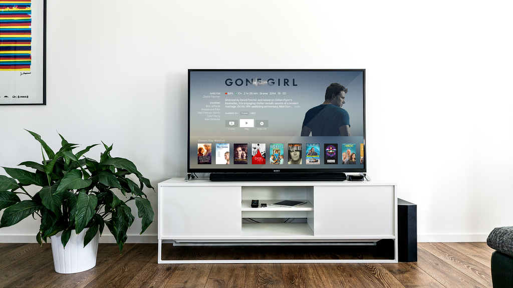 Choosing the perfect TV furniture