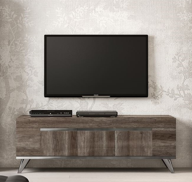 Status Italia Medea 3 Door TV Unit