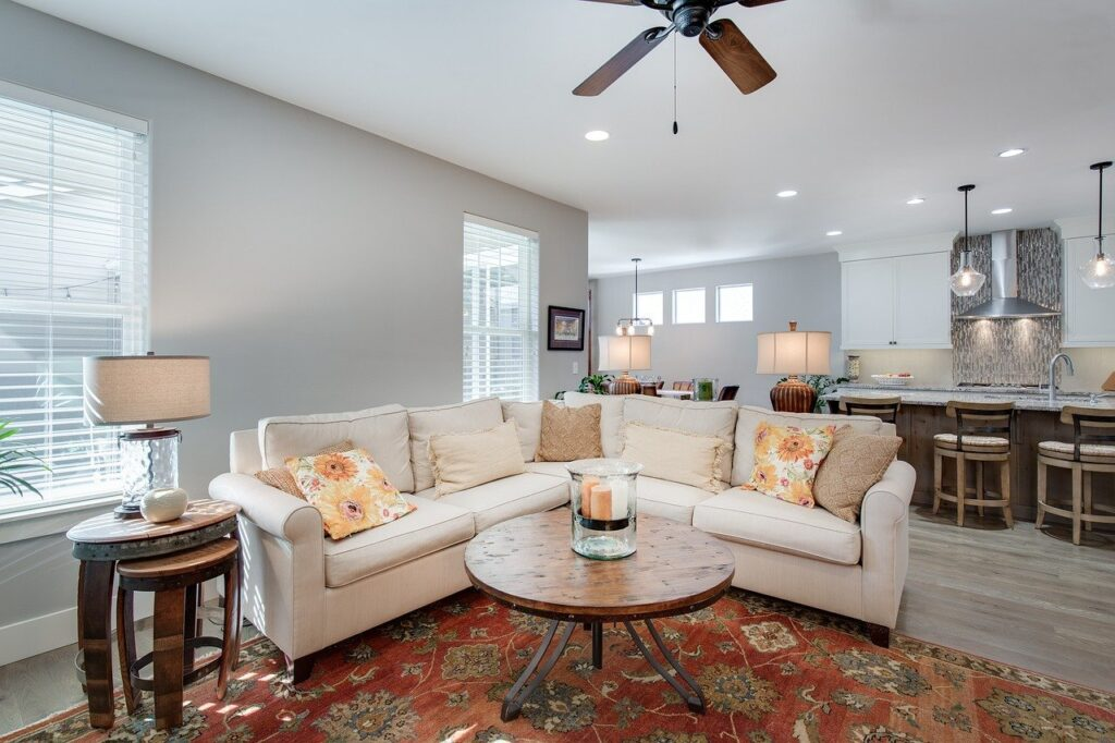Tips how to make a white interior